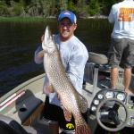 Fishing at Five Lakes Lodge 1