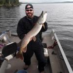 Fishing at Five Lakes Lodge 11