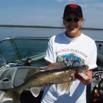 Fishing at Five Lakes Lodge 13