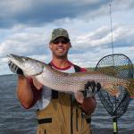 Fishing at Five Lakes Lodge 15