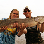 Fishing at Five Lakes Lodge 16