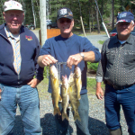 Fishing at Five Lakes Lodge 19