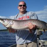 Fishing at Five Lakes Lodge 2