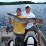 Fishing at Five Lakes Lodge 3