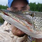 Fishing at Five Lakes Lodge 4