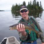 Fishing at Five Lakes Lodge 7