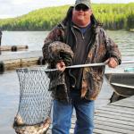 Fishing at Five Lakes Lodge 8