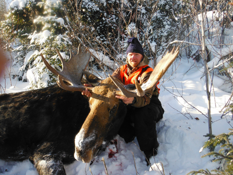 Five Lakes Lodge Residential Moose Hunt